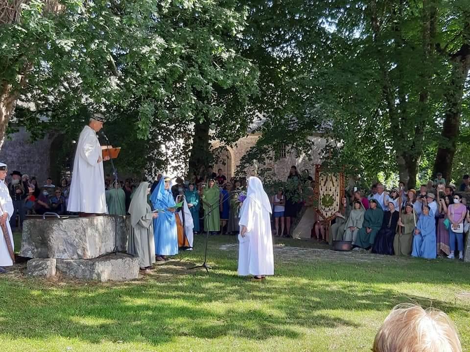 Corsedd Digor l'Assemblée des druides de Bretagne